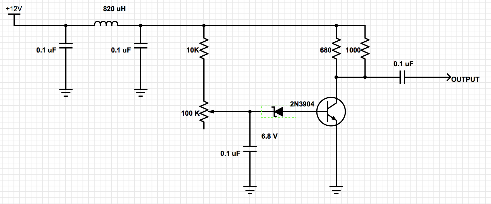 Electronics Usb To Parallel Serial Circuit Diagramch341 Basiccircuit Below Is The Schematic You Can Click On Any Of Images See Them Full Sized